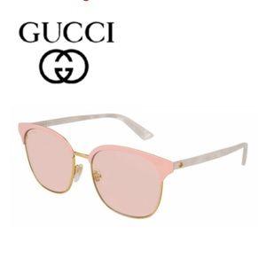 Gucci pink shades